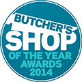 Butcher's shop of the year awards 2014 - KQF