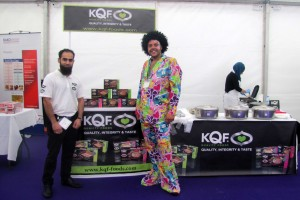 KQF at the BAKO Family Fun Day