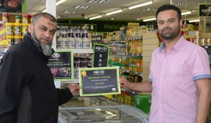 KQF Superstore prize draw winners