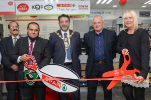 KQF and SPAr Opening