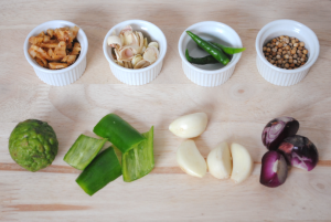 ThaiGreenCurry-Ingredients