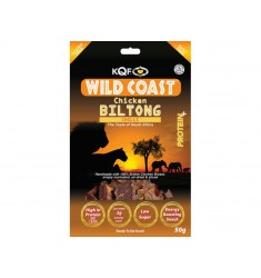 Wild Coast Chicken Biltong