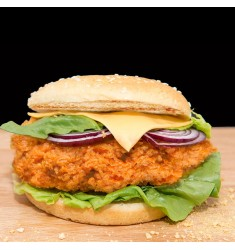 4 Chicken Zinger Burger