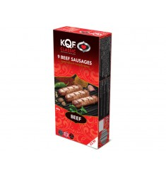 Classic Beef Sausages - Pack of 9