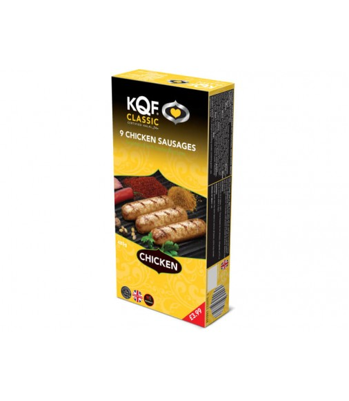 Classic Chicken Sausages - Pack of 9