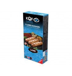 Classic Lamb Sausages - Pack of 9