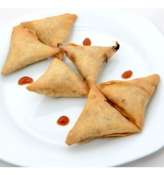 Meat Samosas - Pack of 20